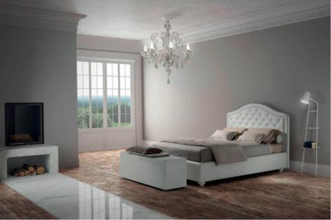 Кровать Infinity, Италия