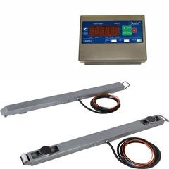 Купить Весы паллетные СКЕЙЛ СКУ 3000-0112, LED, АКБ, 3000кг, 1000гр, 100х1200, RS-232, стойка (опция), с поверкой, выносной дисплей. Быстрая доставка