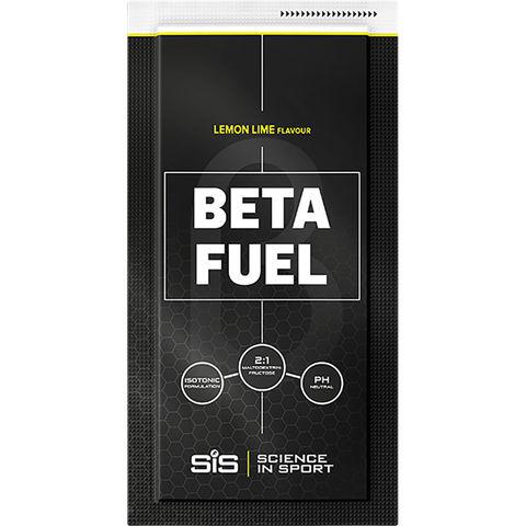 SiS Beta Fuel Напиток высокоуглеводный с электролитами в порошке, вкус Лимон/Лайм, 84 г