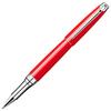 Carandache Leman - Scarlet Red Lacquer SP, ручка-роллер, F