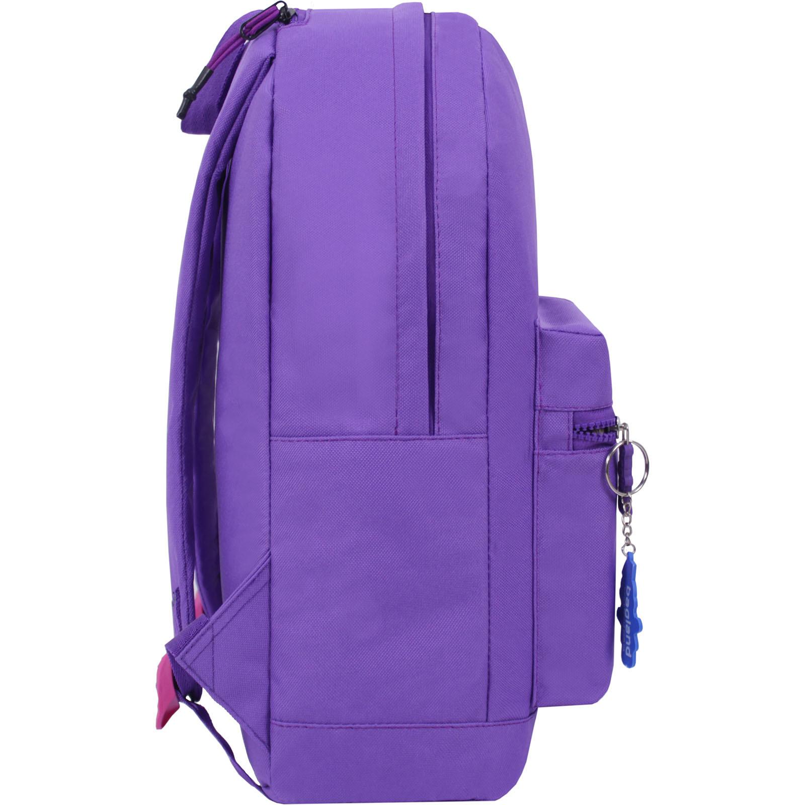 Рюкзак Bagland Hood W/R 17 л. фиолетовый 469 (0054466) фото 2