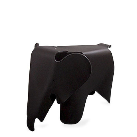 Детский стул Eames Elephant by Vitra (черный)