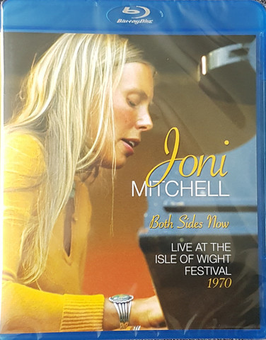 MITCHELL, JONI: Live At The Isle Of Wight Festival 1970
