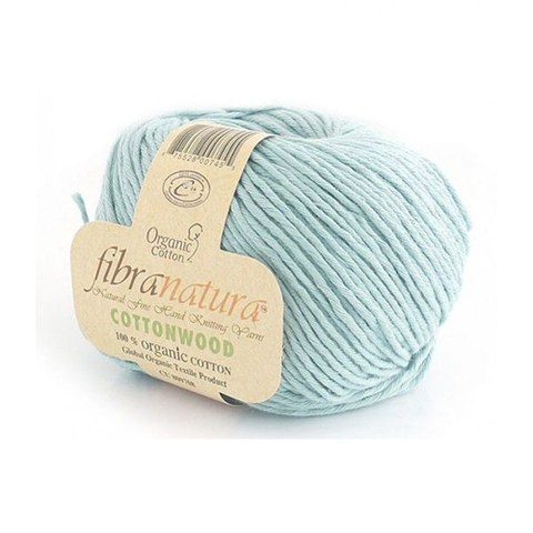 COTTONWOOD (100% organic cotton, 50гр/105м)