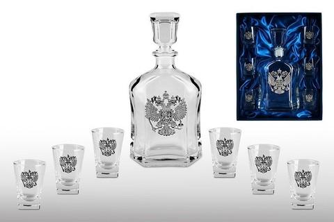 Подарочный набор для водки «Империя»