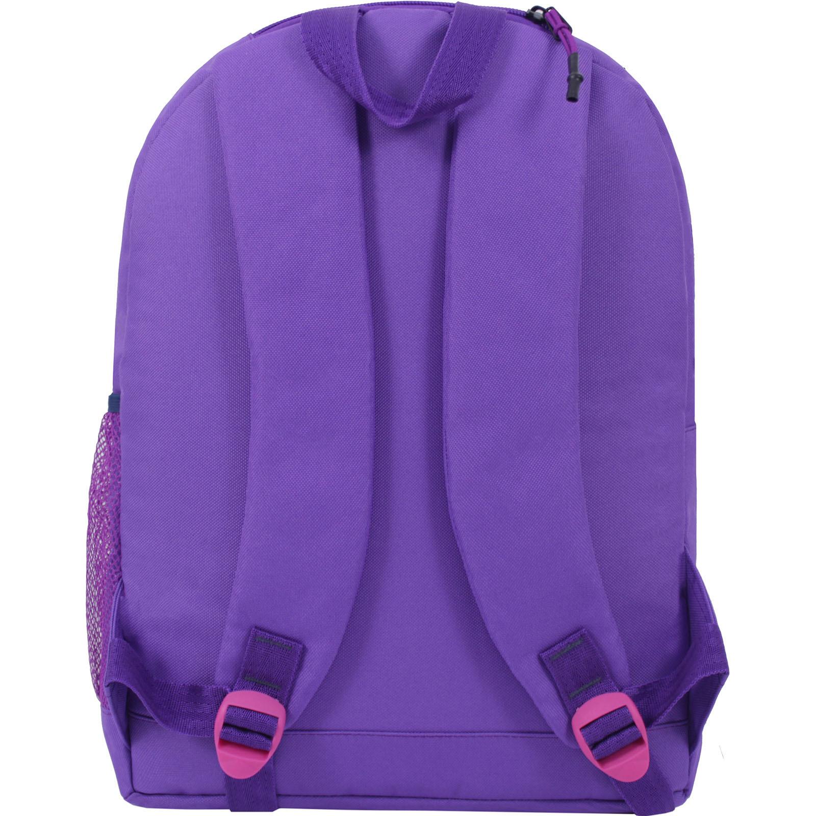 Рюкзак Bagland Hood W/R 17 л. фиолетовый 469 (0054466) фото 3