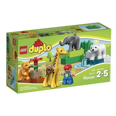 LEGO Duplo: Зоопарк для малышей 4962 — Baby Zoo — Лего Дупло