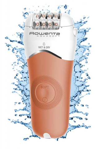 Эпилятор Rowenta EP4920F0 скор.:2 насад.:4 от аккум. розовый