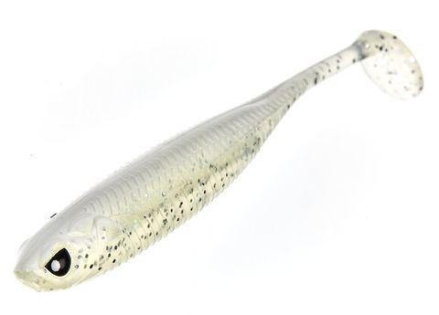 Виброхвост LJ 3D Series Makora Shad Tail 4.0in (10 см), цвет 003, 6 шт.