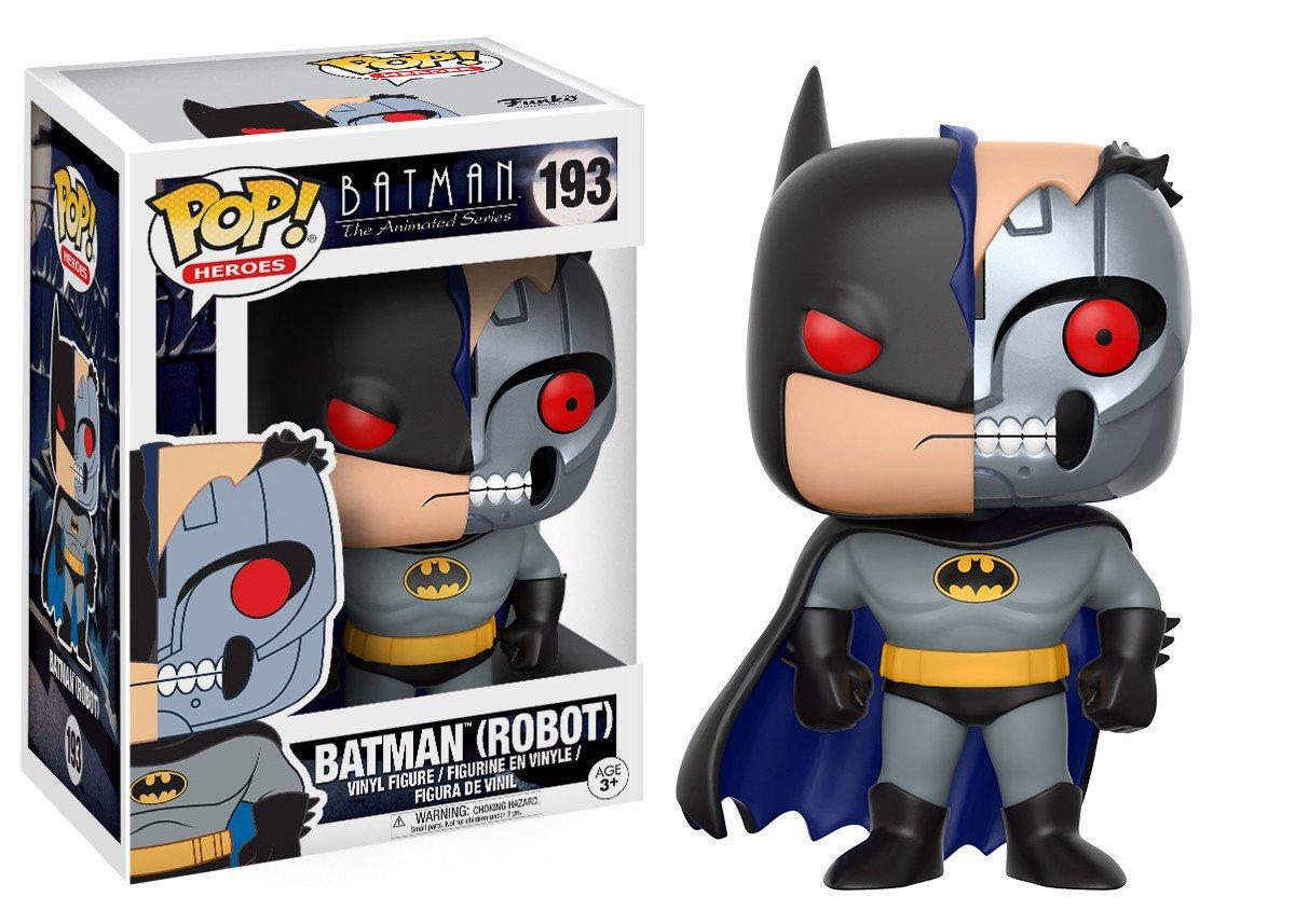 Фигурка Funko POP! Vinyl: DC: Batman Animated: BTAS Robot Batman 13645
