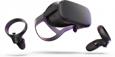 Очки виртуальной реальности Oculus Quest - 128 GB