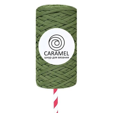 Полиэфирный шнур Caramel Авокадо