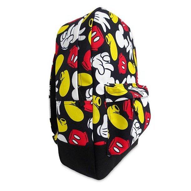 Школьный рюкзак Микки Маус Дисней Хлопок 48 см