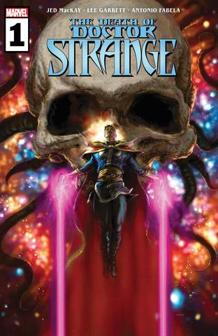Death Of Doctor Strange #1 Cover A