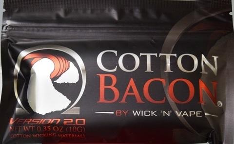 Вата Cotton Bacon V2.0 by Wick n Vape 10 гр.