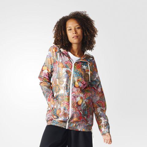 Ветровка женская adidas ORIGINALS FUGIPRABALI WB