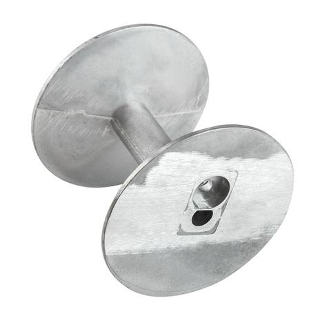 Барабан для якорных лебедок autoTRAC, (alum)
