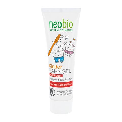 Зубная паста для детей с яблоком | 50 мл | NeoBio