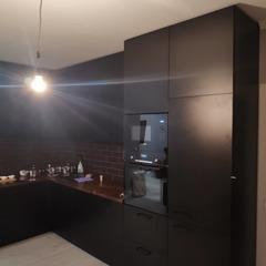 Кухонный гарнитур (фасады пластик)