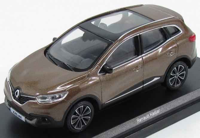 Коллекционная модель Renault Kadjar 2015
