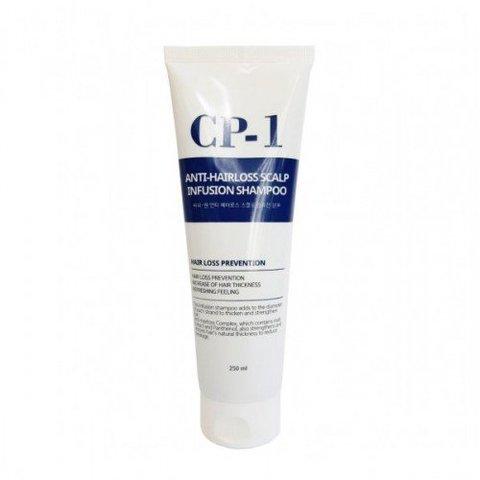 Шампунь для профилактики и лечения выпадения волос Esthetic House CP-1 Anti Hairloss Hairguru Shampoo