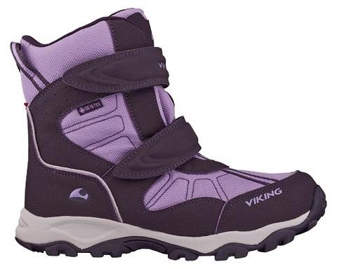 Ботинки Viking Bluster II GTX Aubergine/Purple