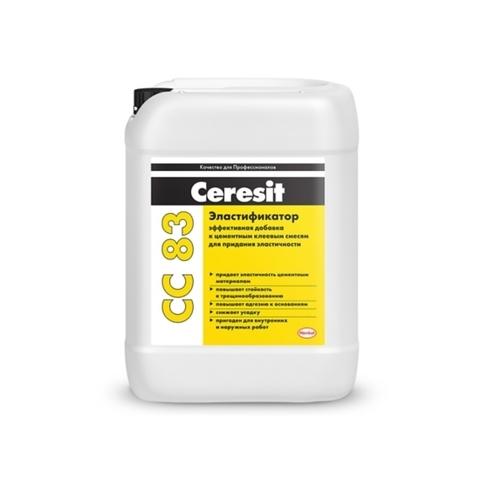 Ceresit CC 83/Церезит ЦЦ 83 эластификатор