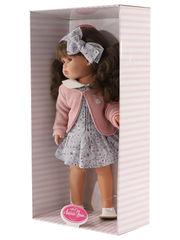 Munecas Antonio Juan Кукла Белла в розовом, 45 см (2818P)