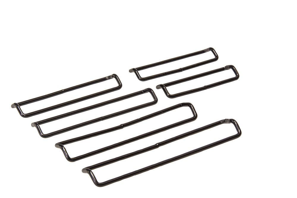 Скобы передние Metallop (2 шт)