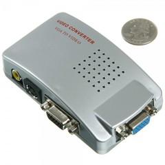 Конвертер RCA-VGA