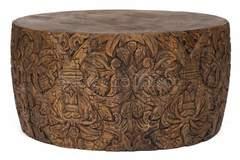Стол журнальный Secret De Maison TRIBAL ( mod. M-9171 ) — коричневый