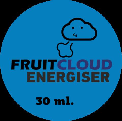 Премиум жидкость для электронных сигарет Energiser, 0 мг