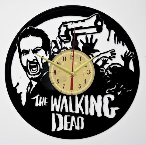 Ходячие мертвецы Часы из Пластинки — Рик Граймс