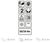 Дрель-шуруповерт ударная аккумуляторная Makita DHP456RFE