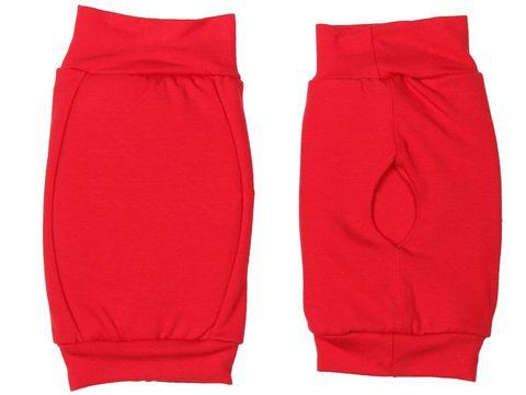 Наколенник для гимнастики и танцев INDIGO L SM-113-07 Красный (Крос) (sm-113 -4)