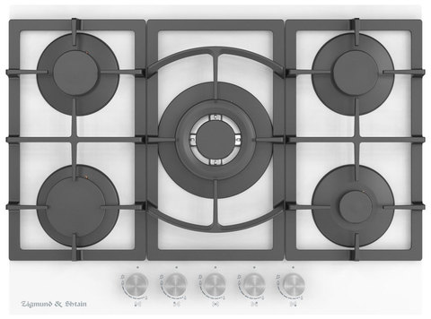 Газовая варочная панель Zigmund & Shtain M 26.7 W