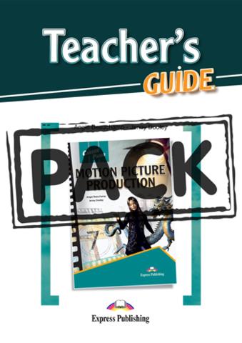 Motion Picture Production - кинопроизводство. Teacher's Pack - полный комплект
