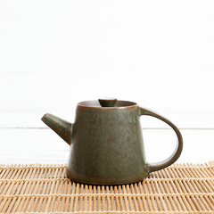 Чайник 150 мл, глина, глазурь