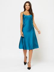 Платье шелковое