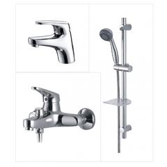 Комплект для ванной Kaiser County 5500К (55011+55022+стойка R1100)