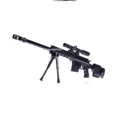 Снайперская Винтовка М5899 Пневматическая с лазерным прицелом.