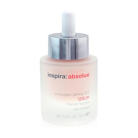 Мгновенно успокаивающая регенерирующая сыворотка Immediate Calming SOS Serum, Inspira Absolue, 30 мл