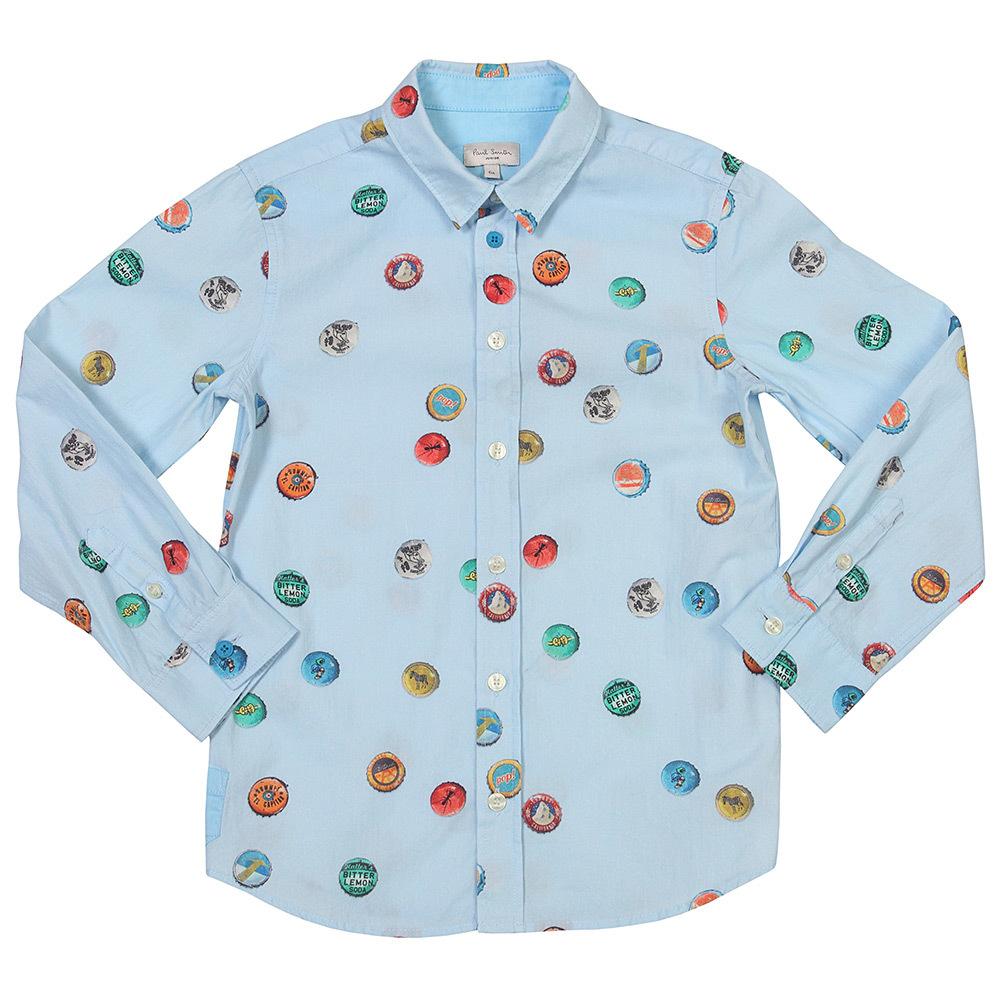 Рубашка для мальчика Paul Smith Junior