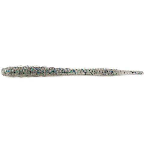Силиконовая приманка FishUp Scaly цвет № 074 - Green Pumpkin Seed
