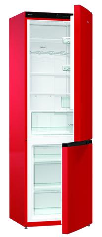Двухкамерный холодильник Gorenje NRK6192CRD4