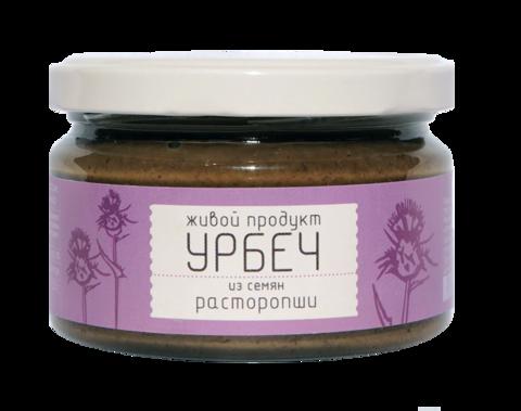 Живой продукт Урбеч из семян расторопши 225 гр