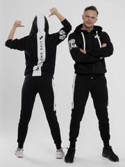 Штаны унисекс Olimp BLACK & WHITE