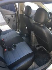 Чехлы на Chevrolet Cobalt 2013–2018 г.в.