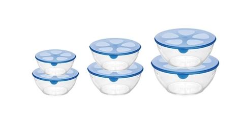 Миски для пищевых продуктов Tescoma PRESTO, 6 шт
