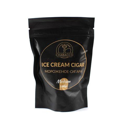 Кальянная смесь Chabacco Medium 100 гр Icecream Cigar